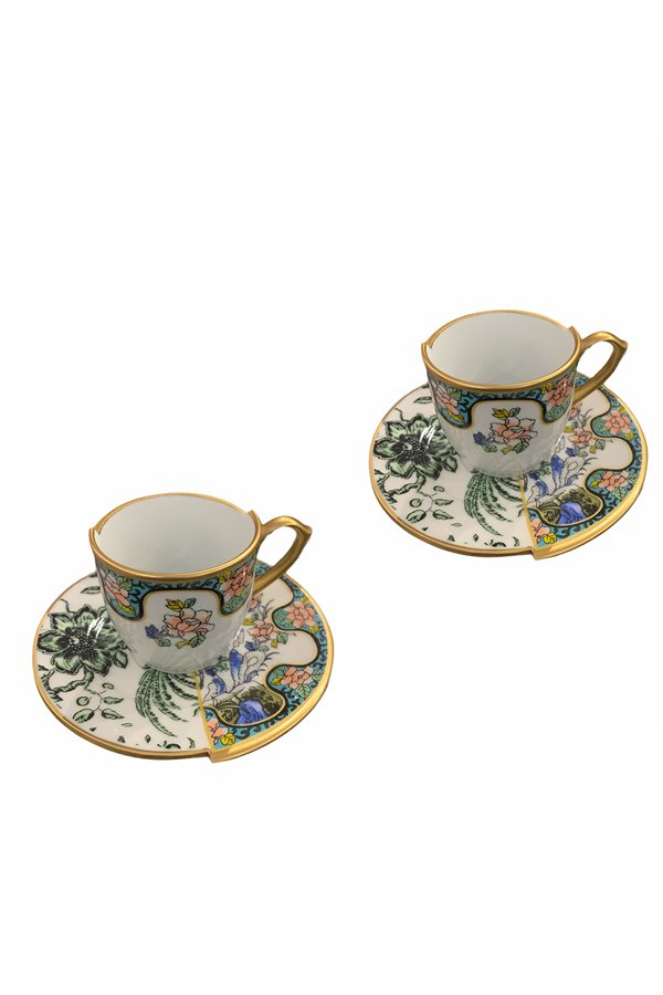Ceremony Series 2-Piece Cup Set