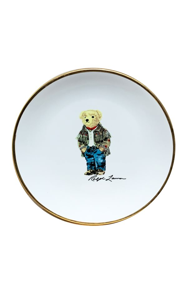 Teddy Bear Detailed Plate 11