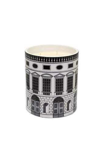 Building Themed Candle