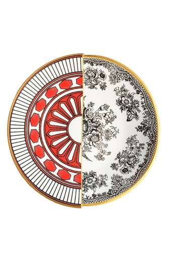 Apollo Series 6-Piece Cake Plate