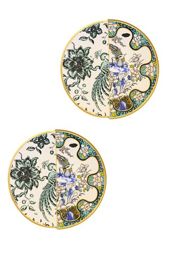 Ceremony Series 2-Piece Cake Plate