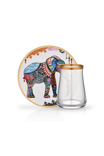 Elephant Series Tea Set